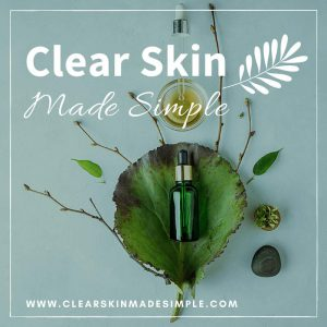 clear skin made simple social